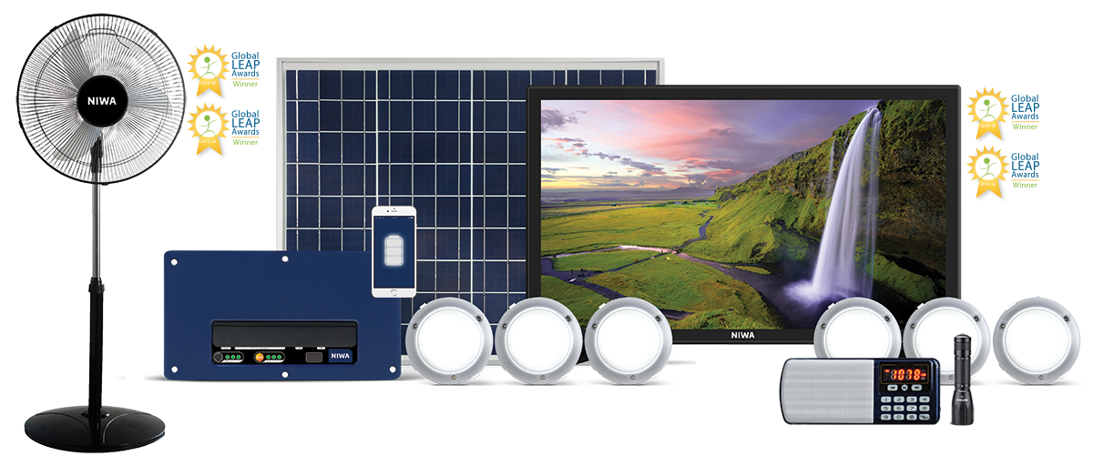 NIWA-ENERGY-Series-High-Capacity_Solar_Home_Systems_SHS-TV_Television_Air_Fan_Computer_Lighting_phone_charging3